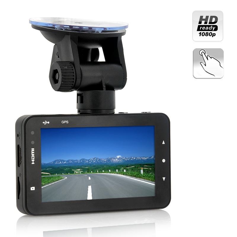 (M) 3.0 Inch Touch Screen Car DVR  (M)