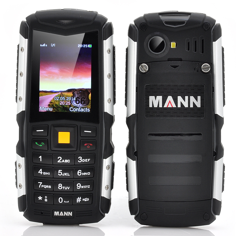 (M) MANN ZUG S Rugged Phone (M)