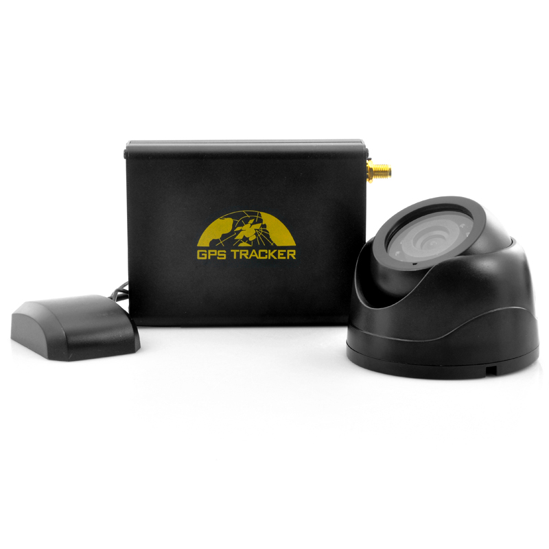 (M) Car GPS Tracker + Car Alarm & Camera (M)