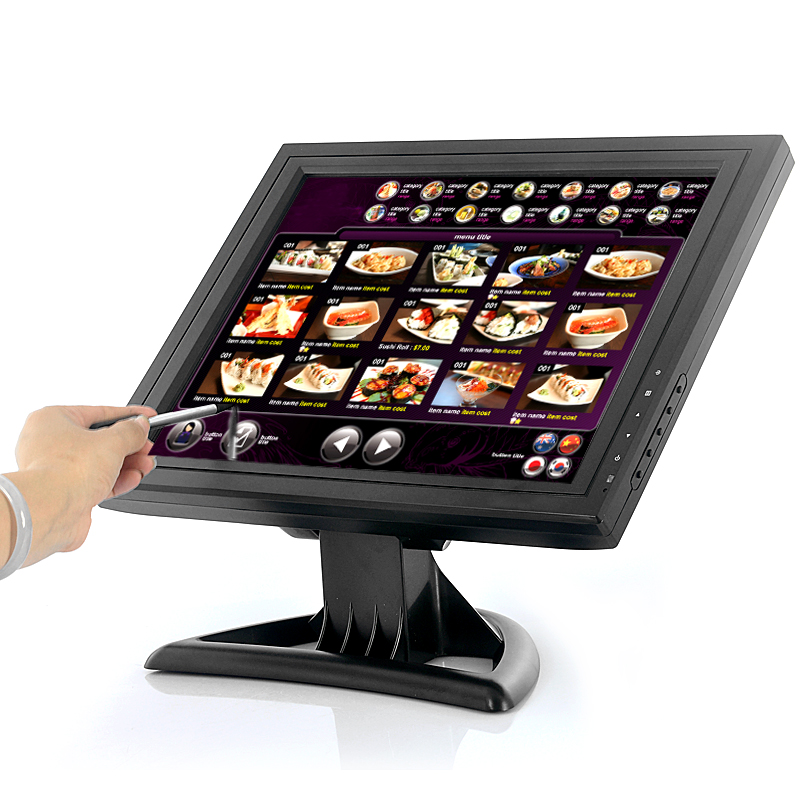 (M) 15 Inch Touch Screen LCD Monitor (M)