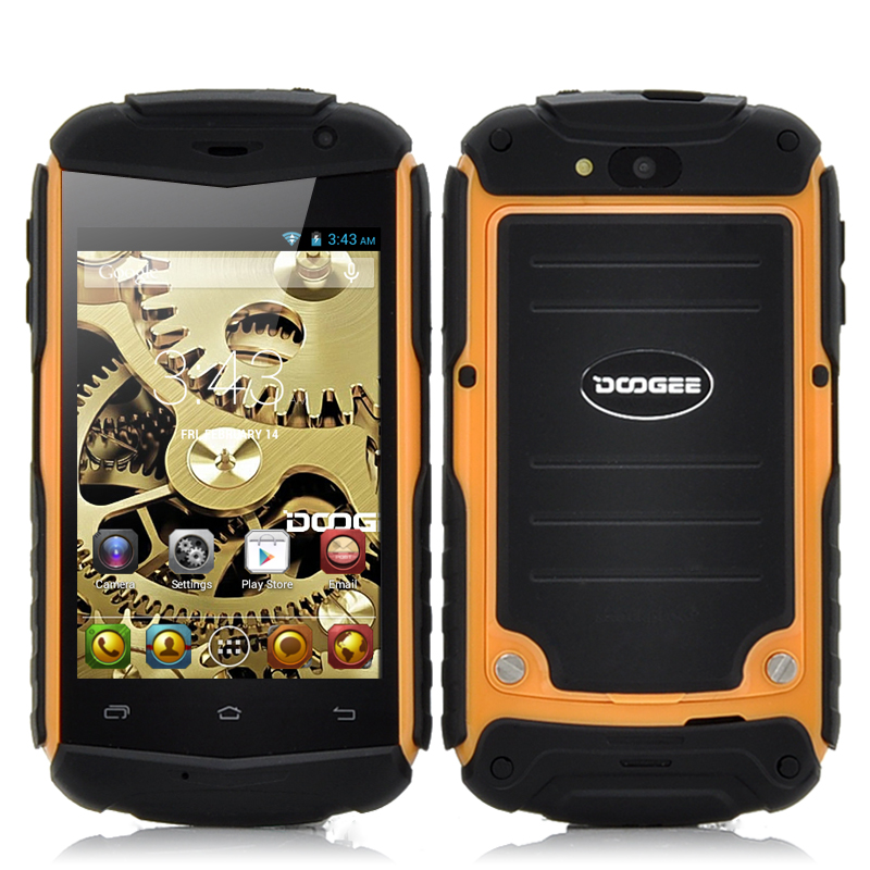 (M) DOOGEE TITANS DG150 Rugged Phone (O) (M)