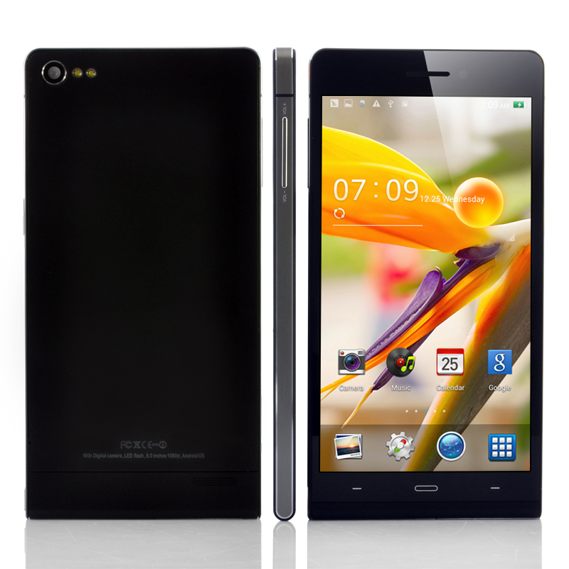 (M) 6 Inch Android NFC Phone - Gravity (M)
