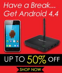 Android 4.4 Gadgets deals
