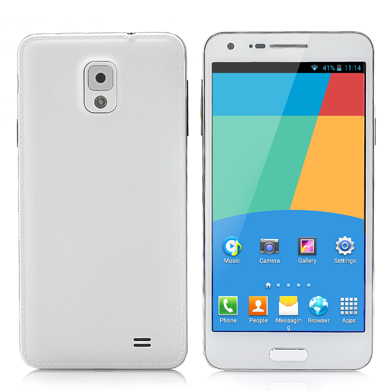 (M) Android HD Smartphone - Charm (White) (M)