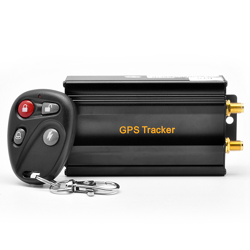 (M) GPS Car Tracker with Central Door Locking (M)