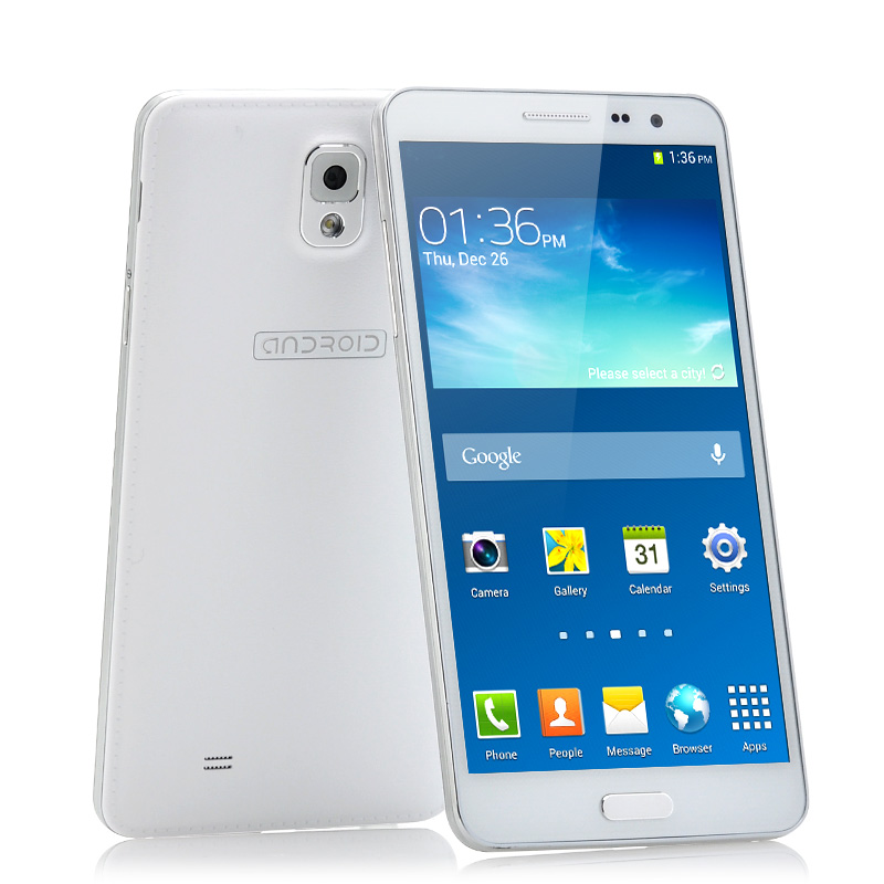 (M) Android 4.2 5.7 Inch IPS Phone - Scribble (W) (M)