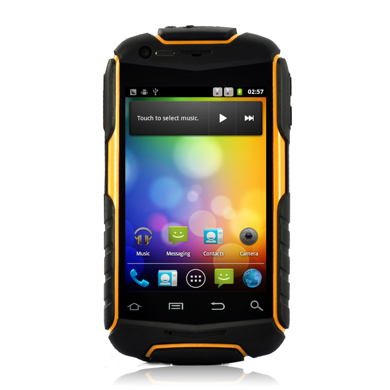 (M) Rugged Android Mobile Phone - Nyx-N1 (M)