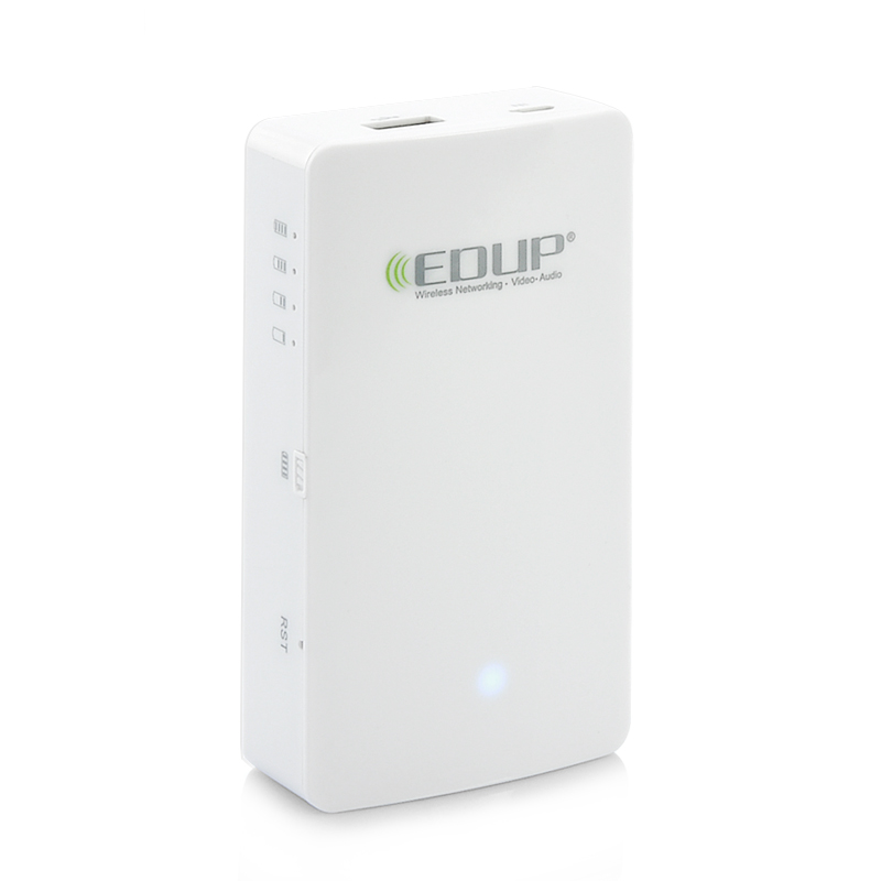 (M) EDUP Cloud Assistant 150mbps 3G Router (M)