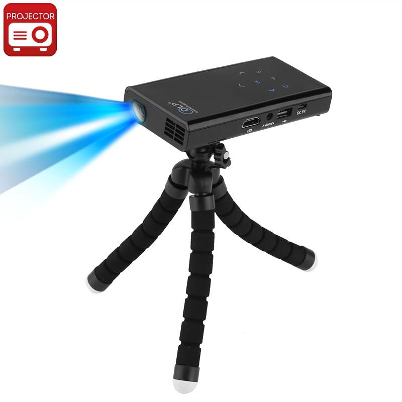 1080p HD DLP Pocket Projector