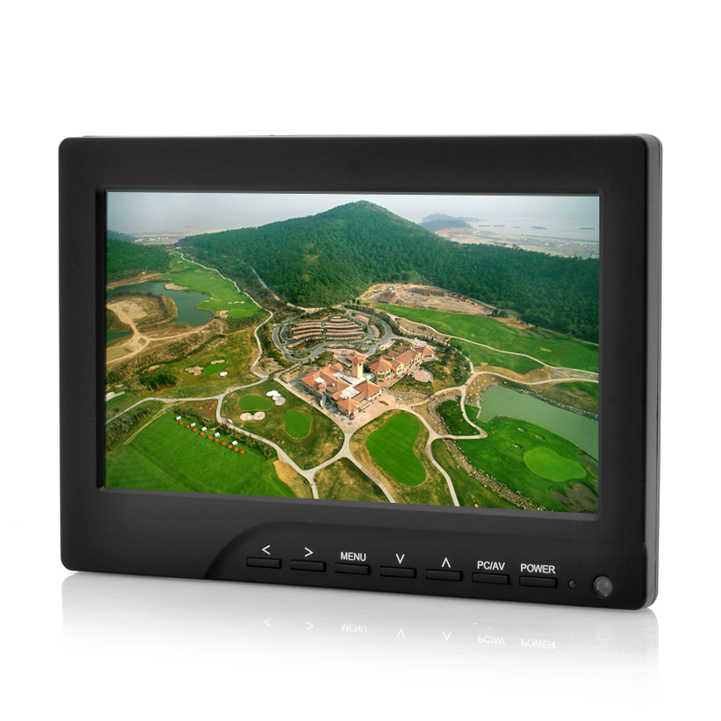 (M) 7 Inch FPV Monitor For RC Toys- Aero (M)