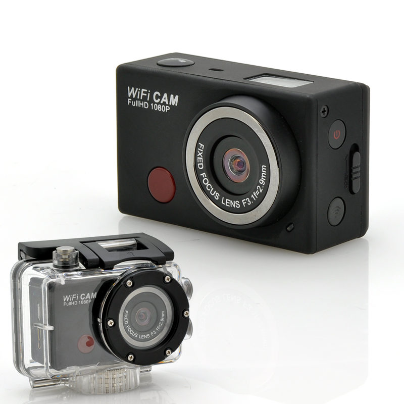(M) Wi-Fi 1080p Sports Camera - SportsCam (M)