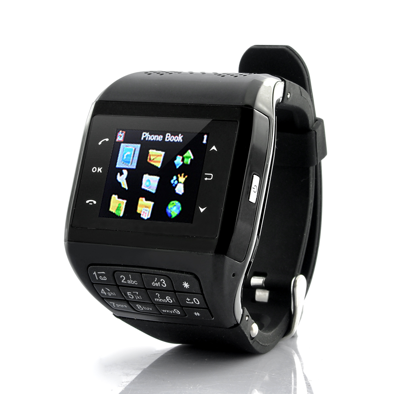 (M) Touchscreen Mobile Phone Watch - Panther (M)