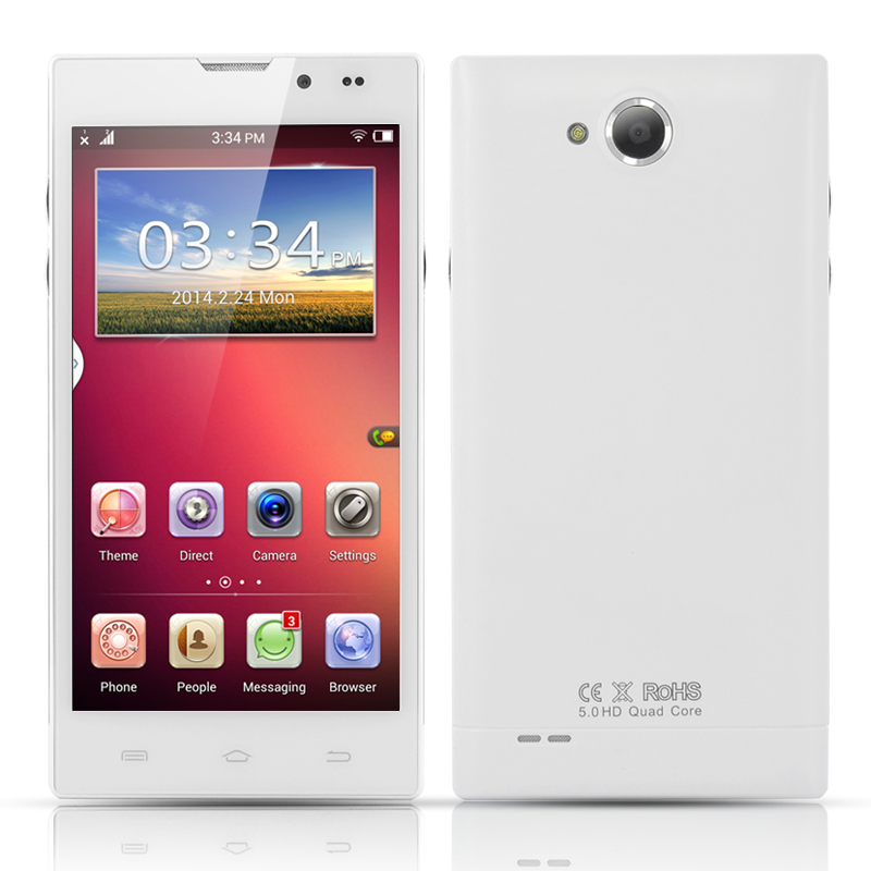 (M) Quad Core Android 4.2 Smartphone - Trim (M)