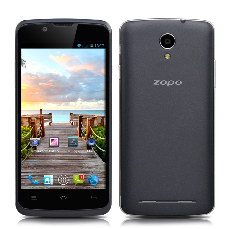 (M) ZOPO ZP580 Dual Core Phone (Black) (M)