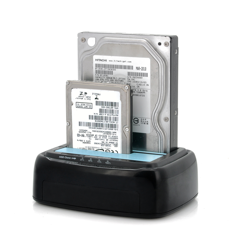 (M) USB 3.0 HDD + SSD Docking Station (M)