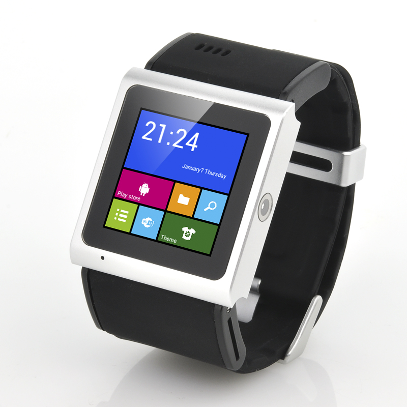 (M) 3G Dual Core Android Smart Watch - Tigon (M)