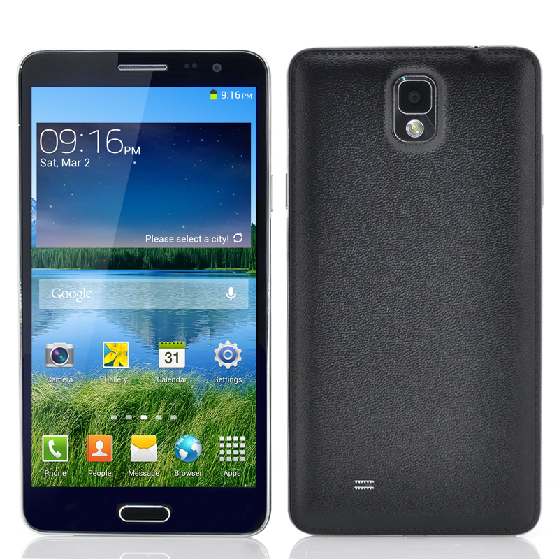 (M) Octa-Core Android Phone (Black) (M)