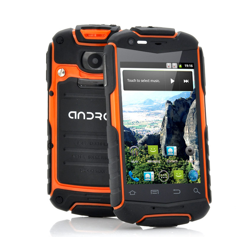 (M) Rugged Shock Proof Android Phone - Enyo-N1 (M)