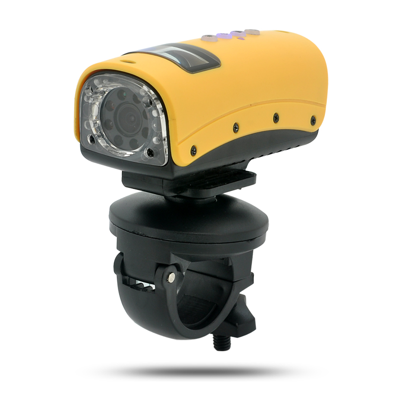 (M) Wide Angle HD Sports Camera - Cichlid (M)