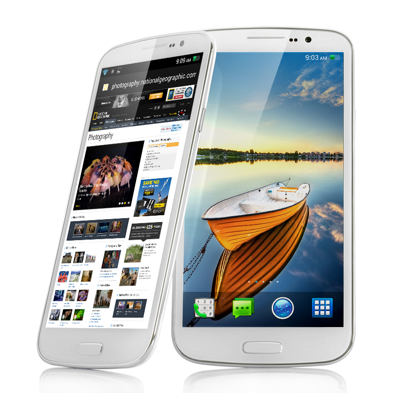 (M) 8-Core 6.5 Inch Android 4.2 Phone - Ares (M)