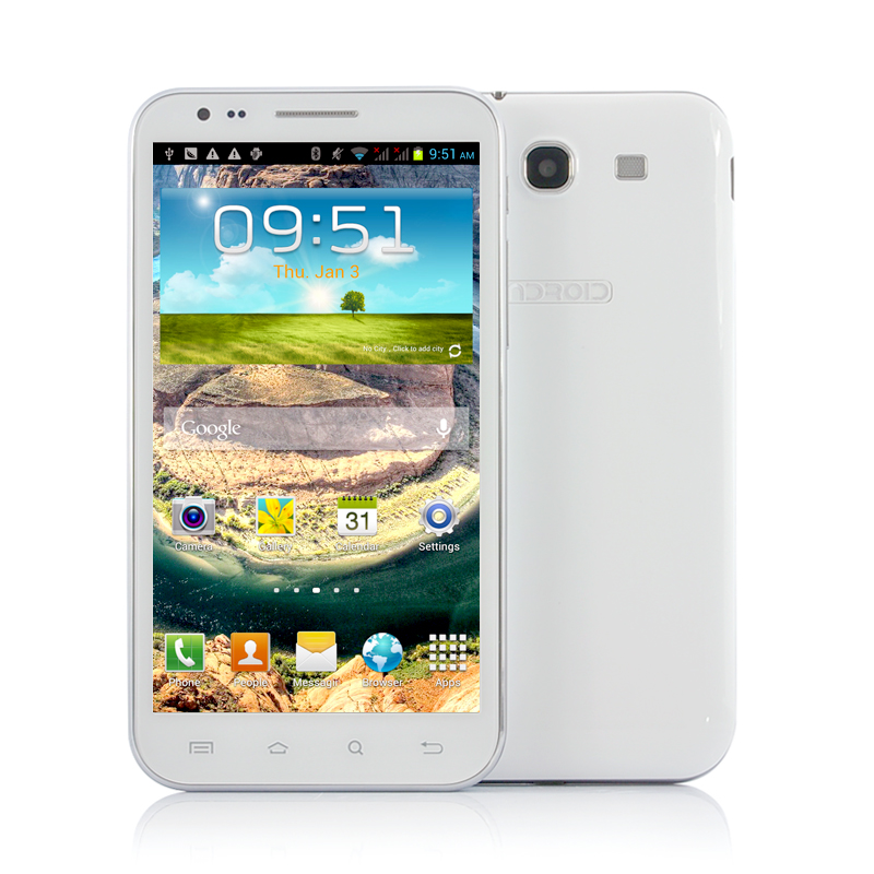 (M) 5.7 Inch Android 4.1 3G Phone - Marble (M)