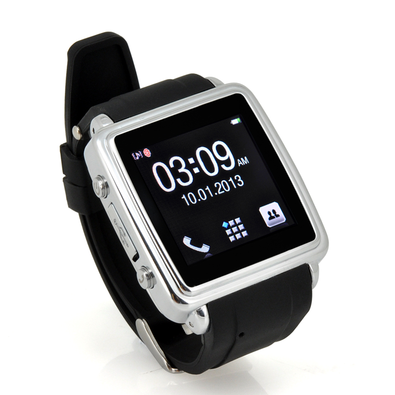 (M) Bluetooth Smartwatch w/ Phone Sync - MiGo (M)