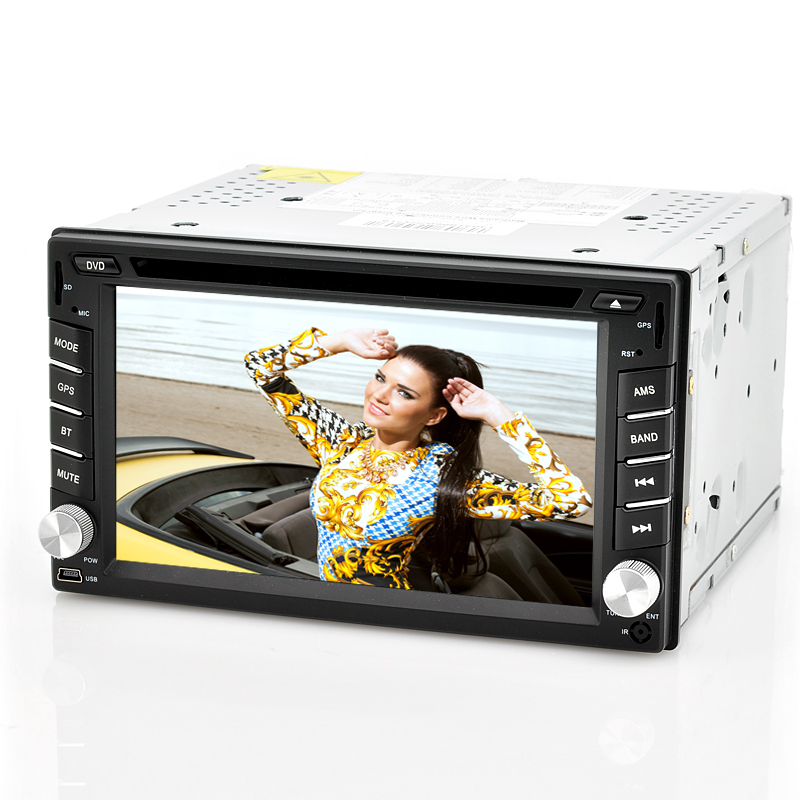 (M) 2 DIN Android 4.1 Car DVD Player (M)