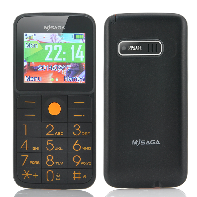 (M) MySaga D1 Quad Band Phone (M)