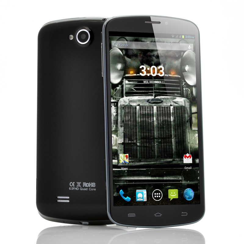 (M) 6.5 Inch Full HD Android Phone - Juggernaut (M)