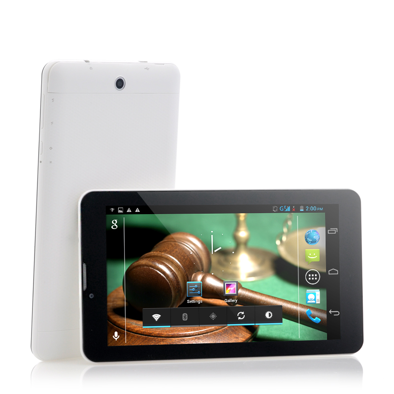 (M) 7 Inch Dual Core 3G Android Tablet - Justice (M)