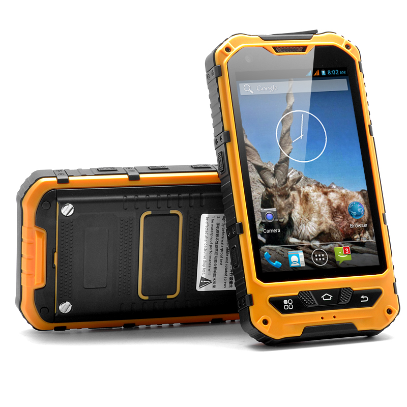 (M) Rugged Android 4.2 Phone - Markhor (Y) (M)