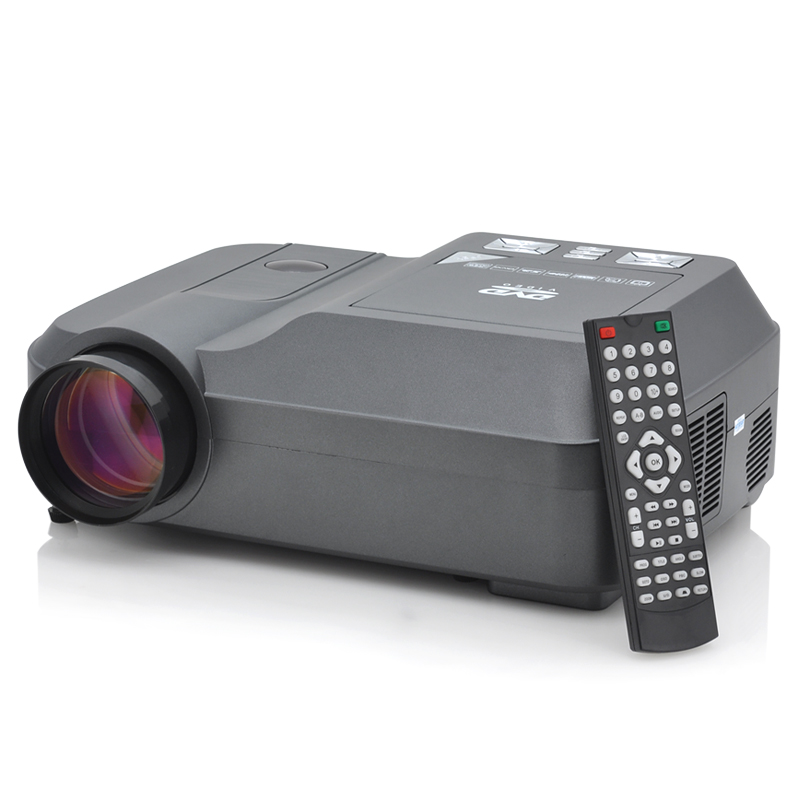 (M) Home Theater Projector w/ DVD Player - Ocelot (M)