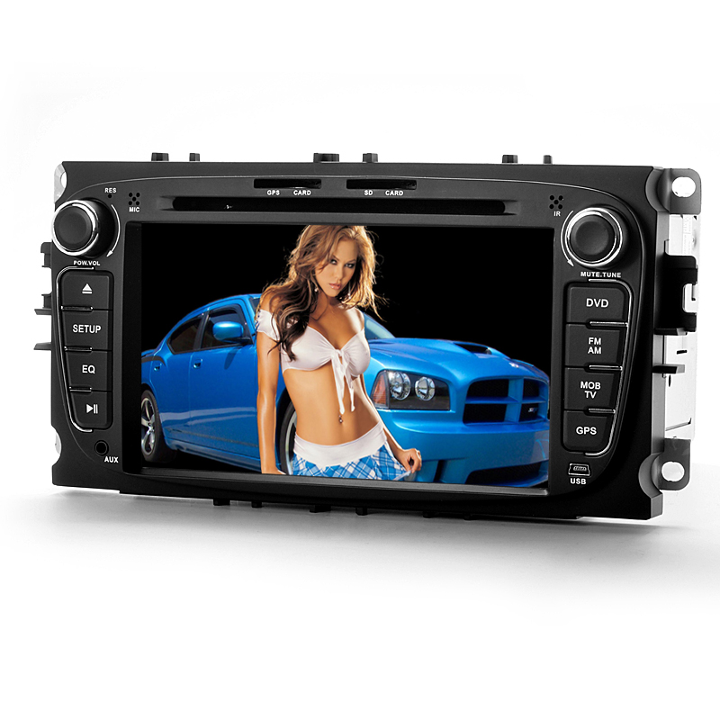 (M) Ford Mondeo Car DVD Player - Road Avenger II (M)
