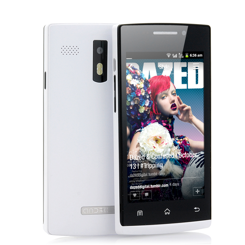 (M) 4 Inch Budget Android Smartphone - Bai (M)