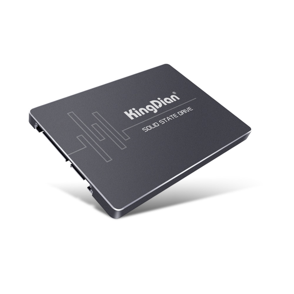 KingDian S280-120GB Solid State Drive - Supports ATA And SATA, Low Power Consumption, 4 Channel, SATA 3, PIO, DMA, UDMA