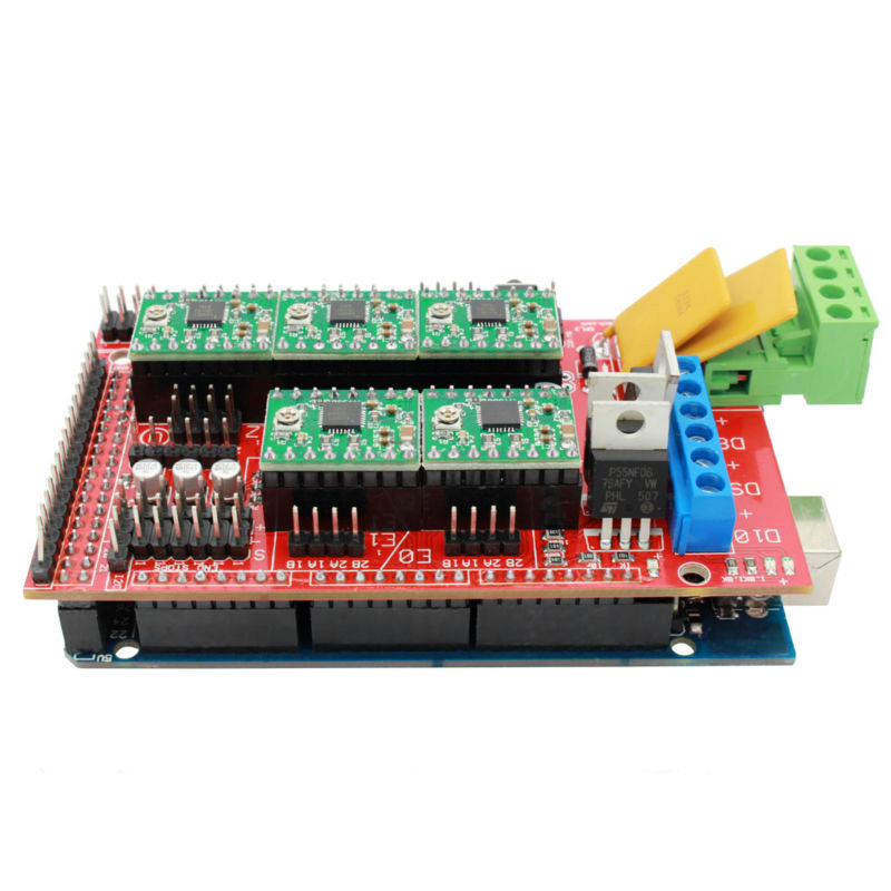 Arduino d printer controller kit mega board
