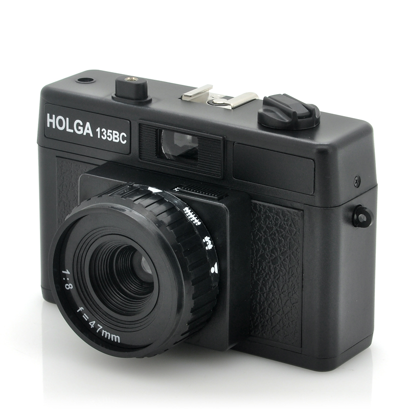 (M) 35mm Film Plastic Camera - Holga 135BC (M)