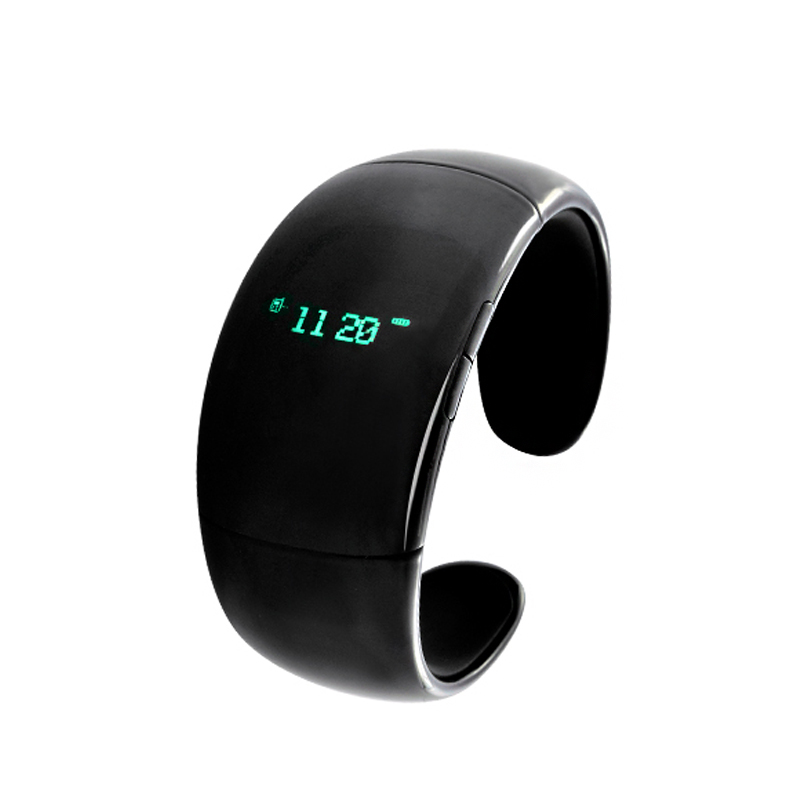 (M) Bluetooth Bracelet w/ Built in MIC + Speaker (M)