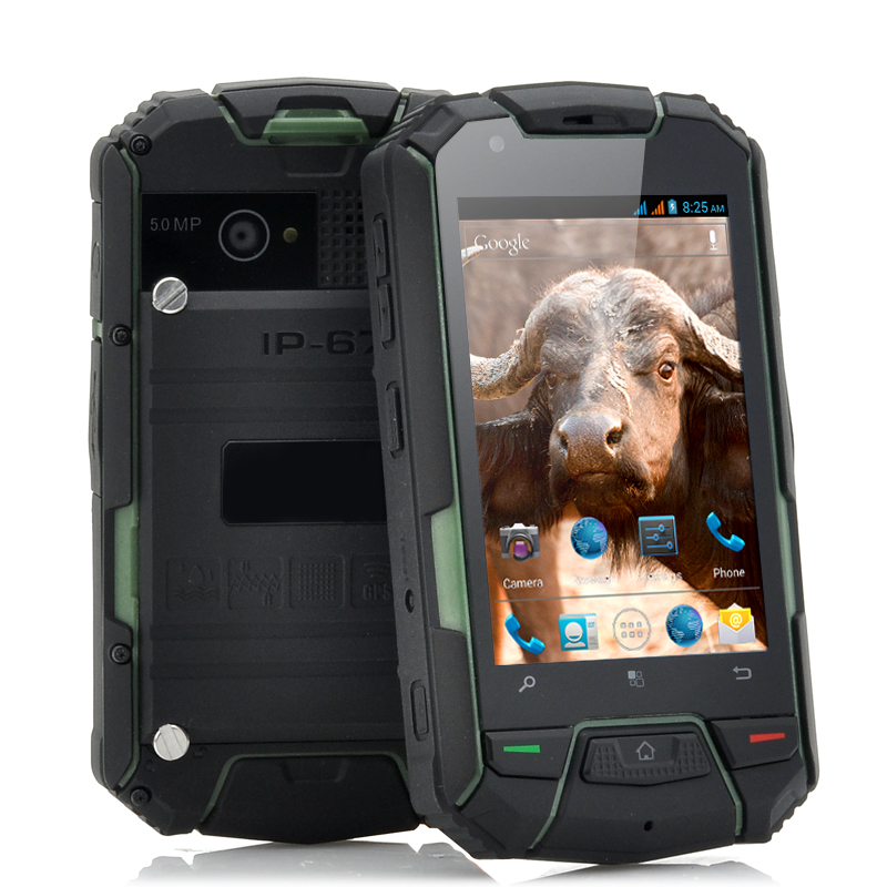 (M) Ruggedized Android Phone - Buffalo II (G) (M)