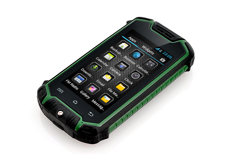 Small Rugged Smartphone
