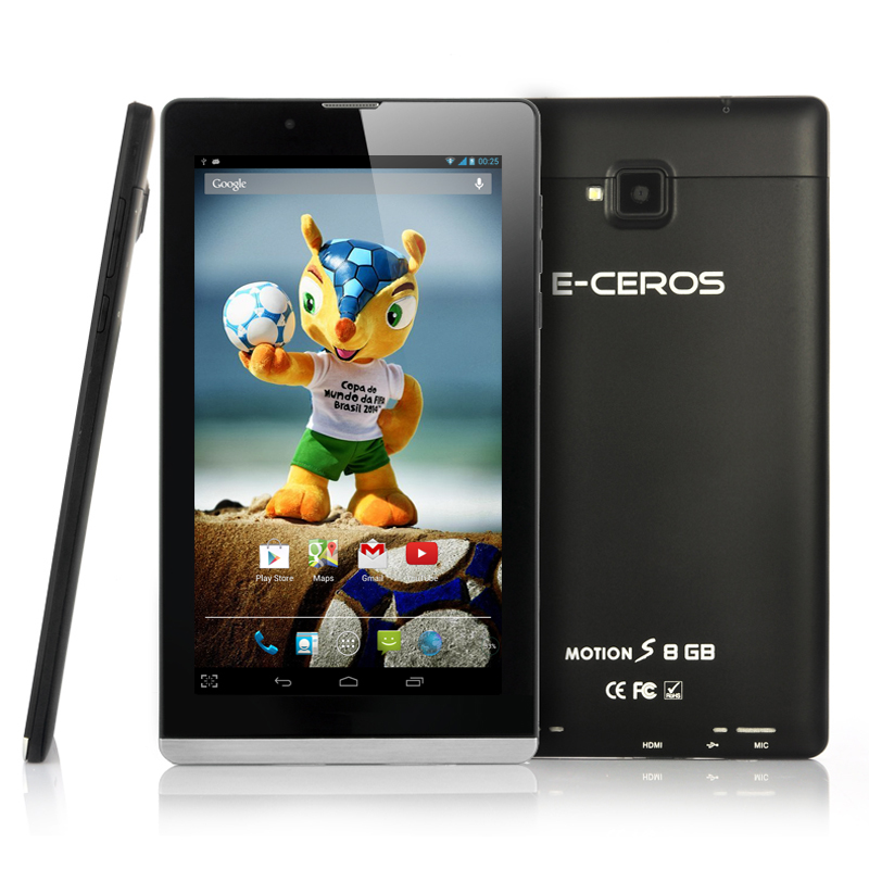 (M) E-Ceros Motion S Quad Core Android Tablet (B) (M)