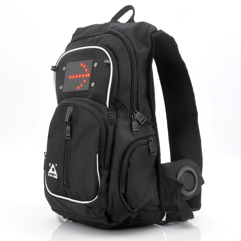 (M) Backpack With Speakers and LEDs (M)