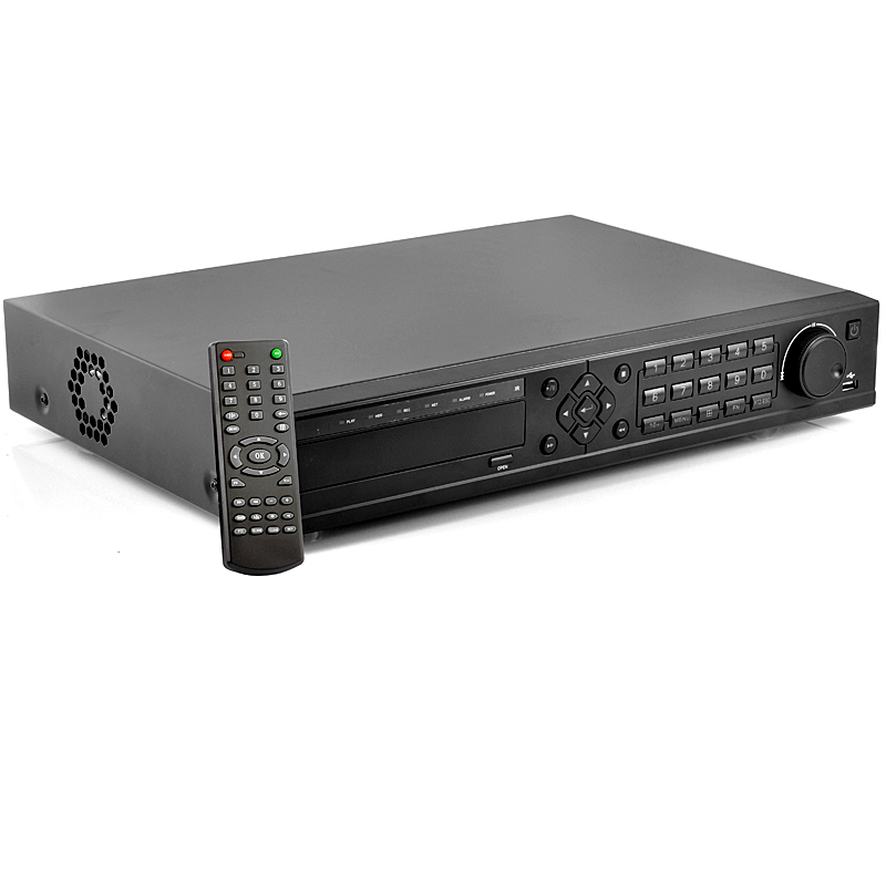 (M) 24 Channel Security DVR w/ H264 + 1TB HDD (M)