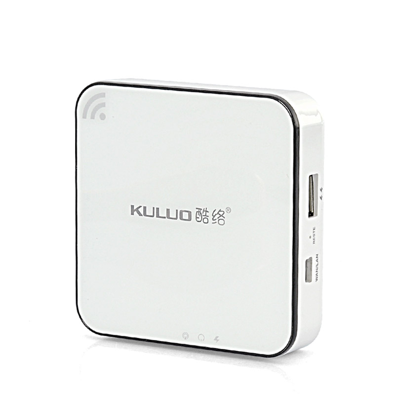 (M) Multi-Use WiFi Router w/ 8GB Cloud Storage (M)