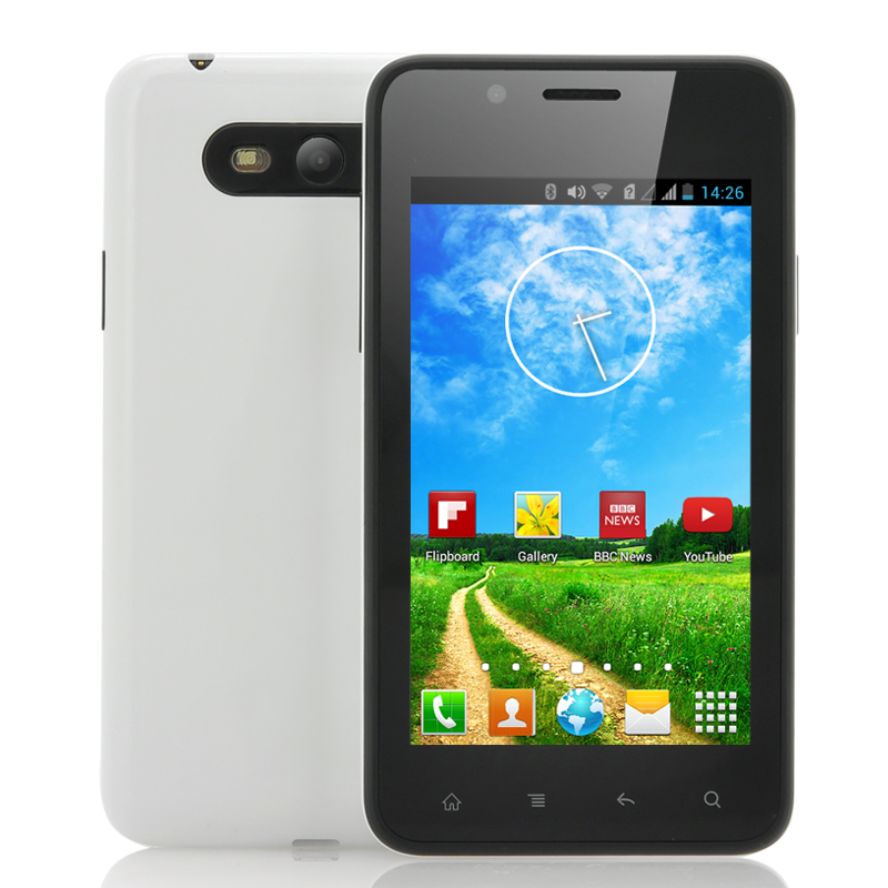 (M) 4 Inch Android 4.2 Phone - Hail II (W) (M)