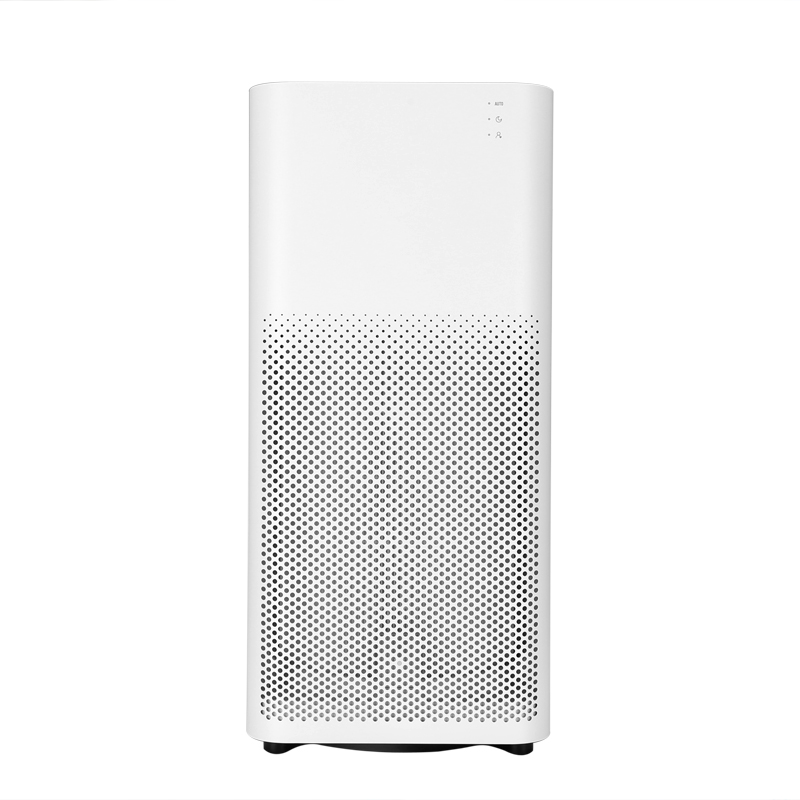 Xiaomi Air Purifier 2 - 10000 Liter Fresh Air Per Minute, 360-Degree Fan, 330 Cubic Meters Per Hour, 46 Square Meter Range, App