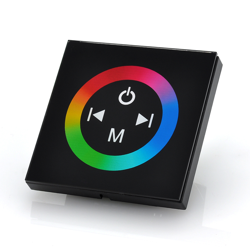 (M) Glass Touch Panel RGB LED Controller (M)