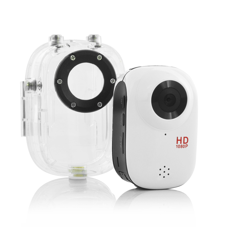 (M) Mini FHD Sports Waterproof Camera - Zenith (M)