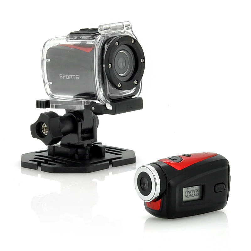 (M) Mini HD Sports Camera - Nanocam (M)