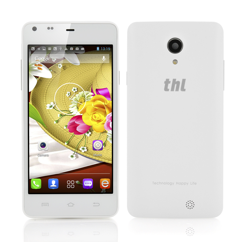 (M) 4.7 Inch 3G Android Phone - thl T5 (W) (M)